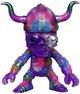 Skull Zombi - GID Blue Eye