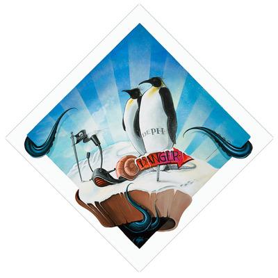 March_of_the_penguins-craola_greg_simkins_deph-screenprint-trampt-28356m