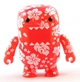 Domo - Red Hawaiian Print