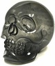 Shingon Skull - Clear Black