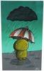 Rainy Day - Green