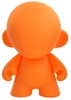 Mini Munny 4'' - Orange/DIY