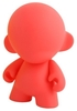 Mini Munny 4'' - Red/DIY