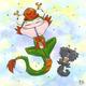 Dragon Boy Boba Tea