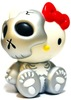 Secret Base x Hello Kitty - Silver Skull
