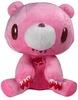 Gloomy Bear Sitting - Pink Bloody