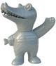 Mummy Gator - Grey Glitter Florida S7