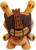 Tiki Monster (Wood-colored Chase Version)
