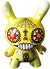 Dia de los Muertos Dunny (Yellow Regular Version)