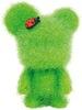 Love Bear - Green - Faux Grass