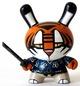 Samurai Tiger Dunny