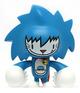 Spikiemon - Blue