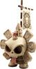 Ivory Warrior Skullendario Azteca