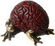 Bronze Jumping Brain - Japan Red Edition