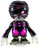Damage Brain - Black Mummy Neon Pink
