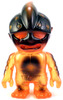 Mini Mutant Head - Clear Orange