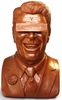 Gipper Reagan Bust - Copper