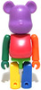 Be@rbrick Rainbow - Purple Head