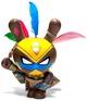 Aztec Warrior Quauhtli