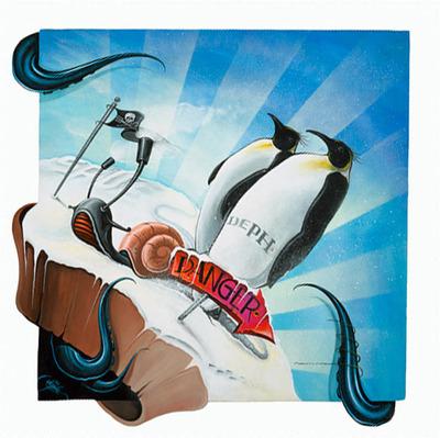 March_of_the_penguins-deph_craola_greg_simkins-gicle_digital_print-trampt-40790m