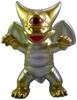 Mini Deathra - Silver/Gold