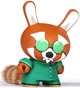 Chinese Red Panda Triad Boss