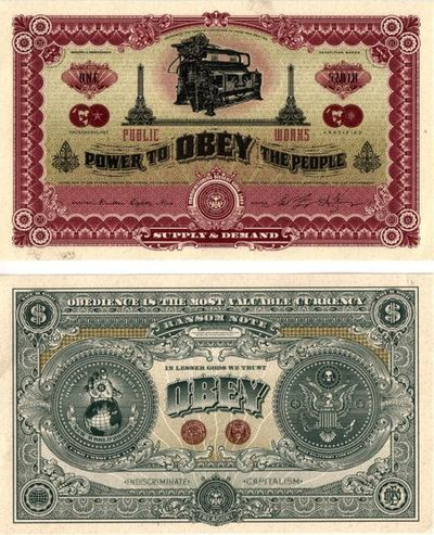 Obey_currency-shepard_fairey-handbill_-_lithograph-trampt-47481m