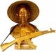 Ho Chi Minh - Bronze