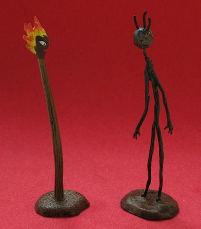 Stick_boy_and_match_girl-tim_burton-tim_burton_character-dark_horse-trampt-48818m