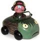 BEAVER BOY & HIS ECO-FRIENDLY CAR