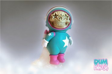 Dum_english_astronaut_skull_star_-_turquoise-ron_english_chris_brown-dum_english-made_by_monsters-trampt-52281m