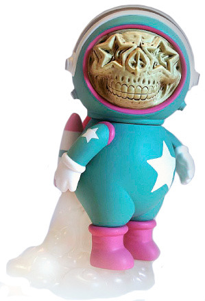 Dum_english_astronaut_skull_star_-_turquoise-ron_english_chris_brown-dum_english-made_by_monsters-trampt-52379m