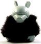 Knucklebear Angry - Grey