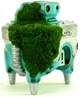 Turquoise Moss Sprog H