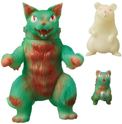 King_negora_set_-_gid-mark_nagata-king_negora-max_toy_company-trampt-56134m