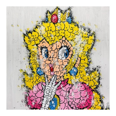 Princess_peach-tilt-gicle_digital_print-trampt-56159m