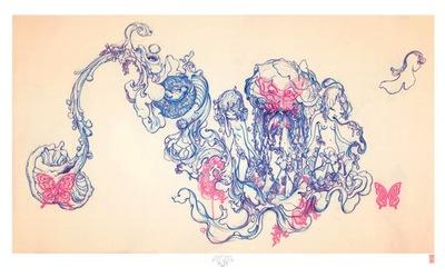 Gods_girls-james_jean-gicle_digital_print-trampt-56548m
