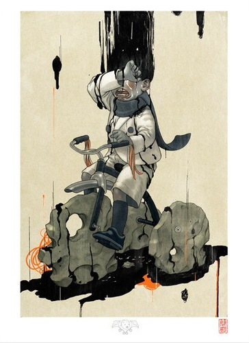 Trike-james_jean-gicle_digital_print-trampt-56644m
