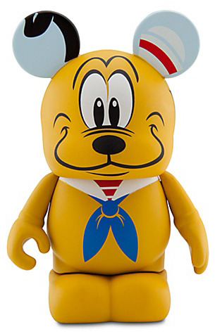 Pluto Vinylmation By Disney From Disney Trampt Library