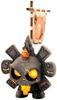 Lord Magma Skullendario Azteca