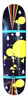 Zoo York Dalek Skateboard Deck