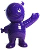 Mummy Boy - Unpainted Purple