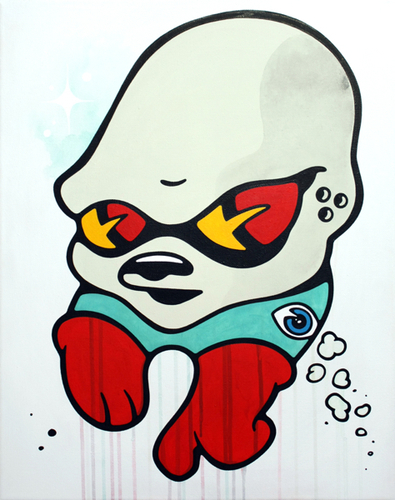 Ghost_eyes_bode_series-flying_frtress-acrylic-trampt-61205m