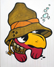 Safari Birdie (Bode Series)