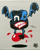 Fat Cap Vampire Bat Series (Blood)