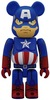 Captain America Be@rbrick