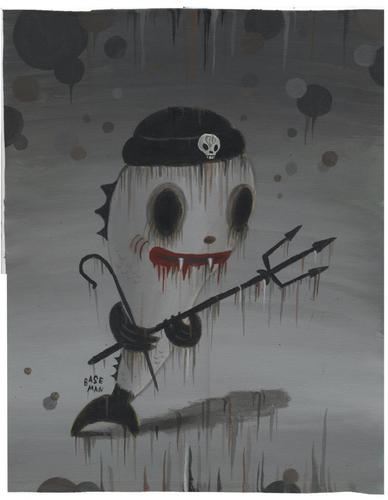 Untitled-gary_baseman-acrylic-trampt-62256m
