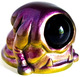 Funguhs - Purple/Yellow Metallic