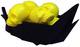 FlabSlab Harvest Kluth - Black & Yellow