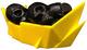 FlabSlab Harvest Kluth -Yellow & Black